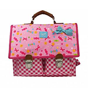 Портфель школьный для девочек LIEF! цвет Sweet and Treat