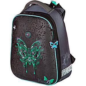 Школьный ранец Hummingbird T20 Бирюзовая бабочка